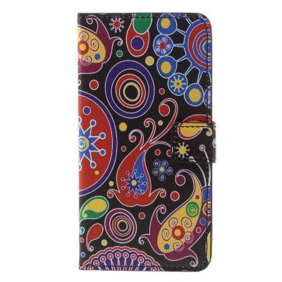 Plånboksfodral till LG G5 - Paisley