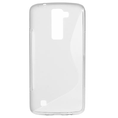 S-Line Skal till LG K8 - Transparent