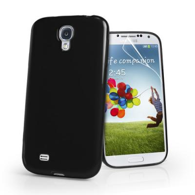FlexiSkal till Samsung Galaxy S4 - i9500 (Svart)