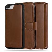 CoveredGearCoveredGear Texas Plånboksfodral till iPhone 7/8 Plus - Brun
