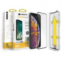 CoveredGearCoveredGear härdat glas skärmskydd till iPhone 11 Pro Max / Xs Max - Svart
