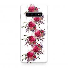 TheMobileStore Slim CasesDesigner Skal till Samsung Galaxy S10 - Pat2313