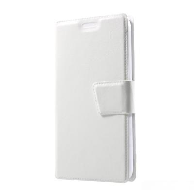 Plånboksfodral till LG G5 - Vit