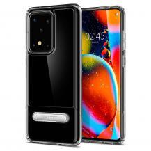SpigenSPIGEN Armor Essential Skal till Samsung Galaxy S20 Ultra - Clear