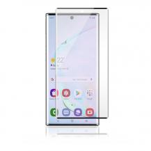 PanzerPanzer - Curved Glass Samsung Galaxy Note 10 Plus - Svart