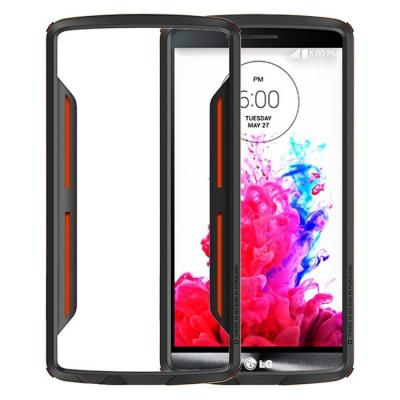 Nillkin Armor-Border Bumper till LG G3 (Orange)