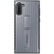 SamsungSamsung Protective Standing Cover för Samsung Galaxy Note 10 - Silver