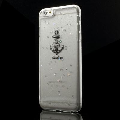 Glittery BaksideSkal till Apple iPhone 6(S) Plus - Anchor
