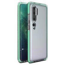 HurtelSpring Case skal Mi Note 10/10 Pro/Mi CC9 Pro mint