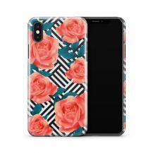 TheMobileStore Slim CasesDesigner Skal till Apple iPhone X/XS - Pat2315