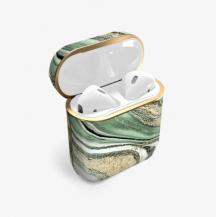 iDeal of SwedeniDeal of Sweden | Apple Airpods 1-2 Case Cosmic Green Swirl In