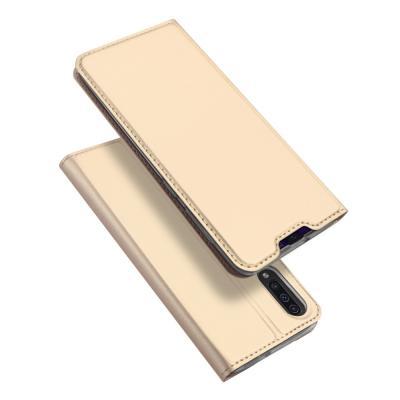 Dux Ducis Plånboksfodral till Samsung Galaxy A50 - Guld