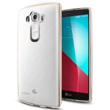 SpigenSPIGEN Ultra Hybrid Skal till LG G4 - Gold