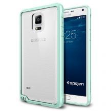 SpigenSPIGEN Ultra Hybrid Skal till Samsung Galaxy Note 4 (Mint)