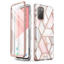 SupCaseSupFodral Cosmo mobilskal Galaxy S20 Fe Marmor