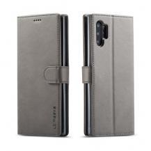 LC.imeekeLC.IMEEKE Plånboksfodral för Samsung Galaxy Note 10 Plus - Grå
