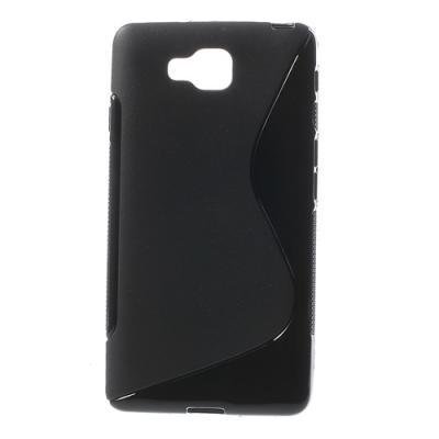 FlexiCase Skal till LG Optimus L9 II - D605 - (Svart)
