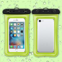 A-One BrandFlytande Vattentätt universalt mobilfodral - Grön