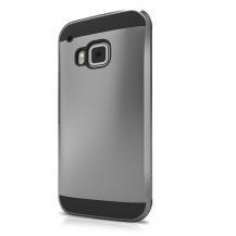 ItSkinsITSkins Evolution Skal till HTC One M9 - Mörk Silver