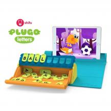 Play ShifuShifu Plugo: Bokstäver (Engelska) - Ett alfabetpaket