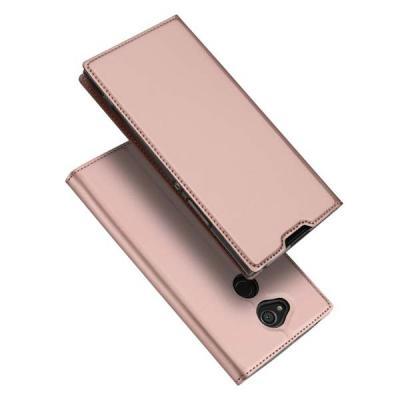 Dux Ducis Plånboksfodral till Sony Xperia XA2 Ultra - Rose Gold