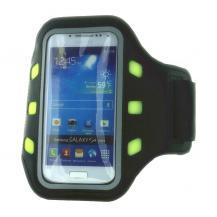 GEARGEAR Sportarmband LED Universal S/M ex. iPhone5 Svart