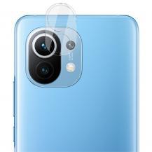 MocoloMOCOLO - Linsskydd Härdat Glass Til Xiaomi Mi 11 - Clear