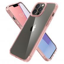 SpigenSpigen Ultra Hybrid Skal iPhone 13 Pro - Rosa Crystal