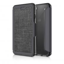 ItSkinsItskins Spectra Fodral till iPhone 7/8 Plus - Textile Black