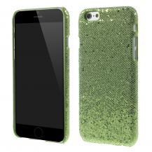 A-One BrandSparkle Baksideskal till Apple iPhone 6 / 6S - Grön