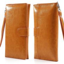 OEMGrain Plånboksfodral av konstläder - Orange