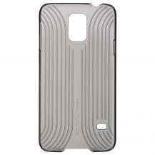 BASEUSBASEUS Seashell Skal till Samsung Galaxy S5 - Grå