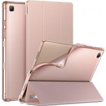 INFILANDINFILAND Smart Stand Fodral Galaxy Tab A7 10.4 T500/T505 Rosa
