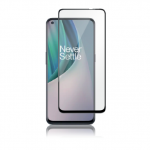 PanzerPanzer - Full-Fit Glass OnePlus Nord N10 5G - Svart