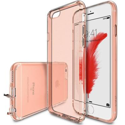 Ringke Air Ultimate Thin Skal till Apple iPhone 6 / 6S - Rose Gold