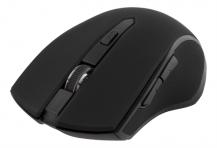 DeltacoDeltaco trådlös optisk mus med 5 knappar - svart