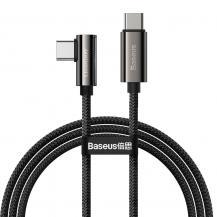 BASEUSBaseus Fast Charging Kabel USB Type-C 100W 5A 1m - Svart