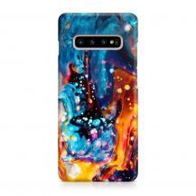 TheMobileStore Slim CasesDesigner Skal till Samsung Galaxy S10 - Pat2079