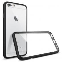 SpigenSpigen Ultra Hybrid iPhone 6 / 6S (4,7) Svart