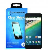 CoveredGearCoveredGear Clear Shield skärmskydd till LG Nexus 5X