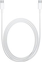 A-One BrandUSB-C till USB-C Laddningskabel - 1 m - Vit