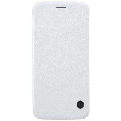 Nillkin Qin Series Flipfodral till Motorola Moto Z - Vit