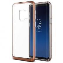 VERUSVerus Crystal Bumper Skal till Samsung Galaxy S9 - Blush Gold