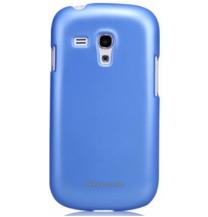 NillkinNillkin Baksideskal tillSamsung Galaxy S3 mini i8190 (Blå) + Skärmskydd