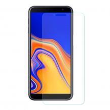 TaltechHeltäckande skärmskydd i härdat glas för Samsung Galaxy J6 Plus / J4 Plus