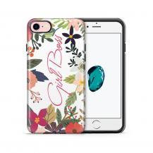 Tough mobilskal till Apple iPhone 7/8 - Girl Boss