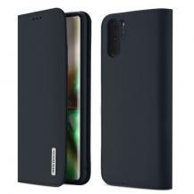 Dux DucisDux Ducis Wish Läderfodral för Samsung Galaxy Note 10 Plus - Blå