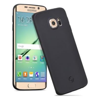 Hoco Flexicase Skal till Samsung Galaxy S6 Edge - Svart