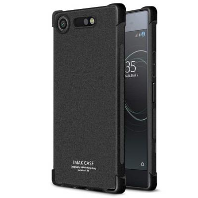 IMAK Mobilskal till Sony Xperia XA2 Ultra - Svart