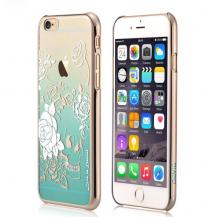 DeviaDevia Skal med Swarovski-stenar till iPhone 6 / 6S - Grön